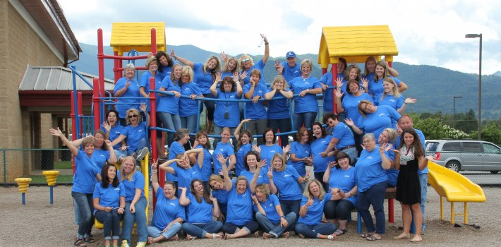 BES Teachers… ready for a new school year!!!